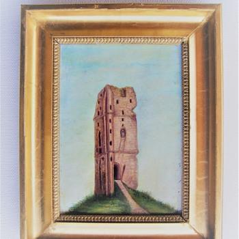 Kärnan. Who painted it ? - Fine Art