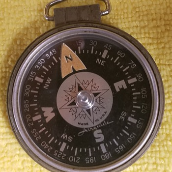 Airguide Compass - Centennial Flouring Mills Co. - Tools and Hardware