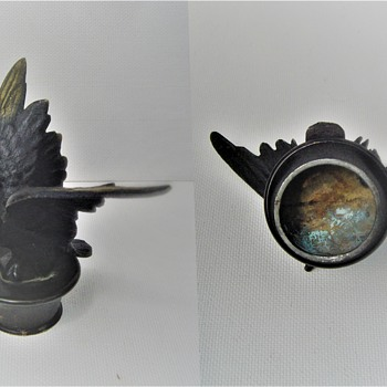 Bronze eagle finial. From where, used for what and when ? - Classic Cars