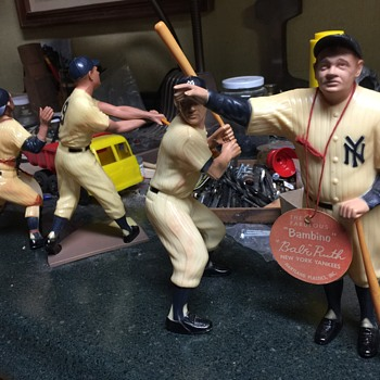 Honey Hole Find, N.Y. Yankees Baseball Collection from the 60's - Baseball