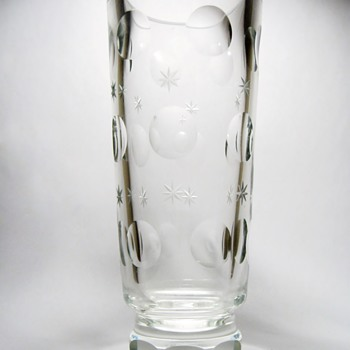 JOSEF SCHOTT 1915-2009 - Art Glass