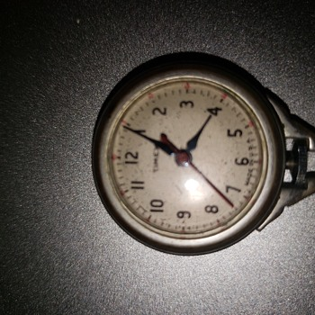 Old? Timex is turning into a head scratcher. Please help me identify it before I go mad.  - Wristwatches