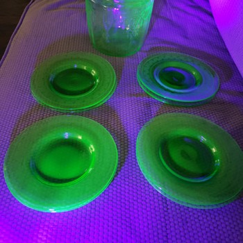 More Glowing Glass! - Glassware