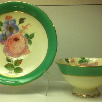 Paragon Cup and Saucer Set - China and Dinnerware