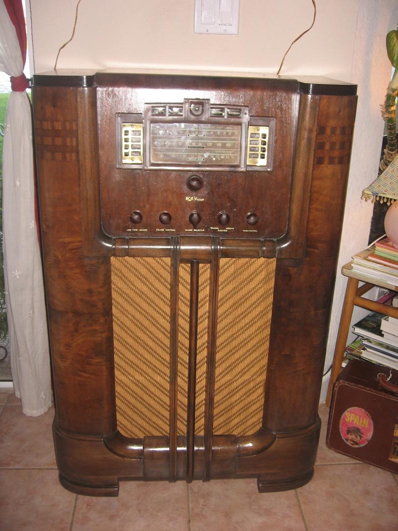 1938 Rca Victor 811k Radio Collectors Weekly