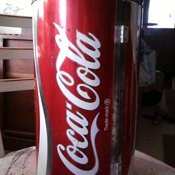 coca cola cooler(1960's)
