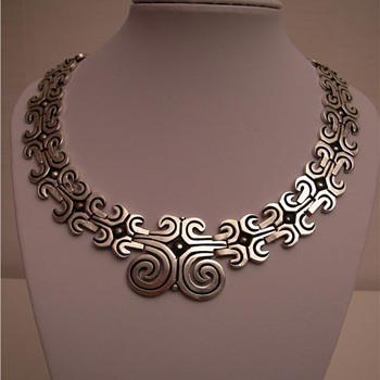 Mexican necklace  - Fine Jewelry