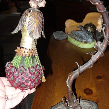 Grandmothers lamp - Lamps