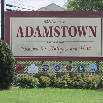 Adamstown, Pennsylvania: A Target-Rich Antiques Town