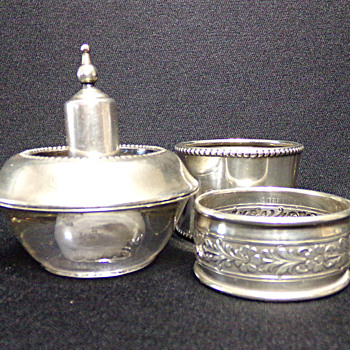 Thrift Store Silver - Silver
