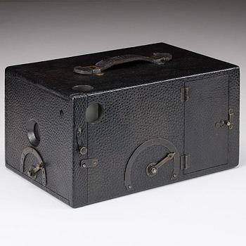 The P.D.Q Detective Camera (E. & H.T. Anthony), 1890-91