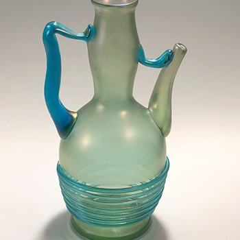Loetz Orpheus c.1904 PN 1027 - Art Glass