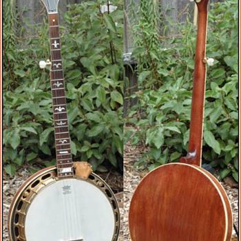 1933 Gibson RB-1 / Mastertone Banjo - Guitars