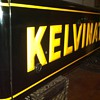 1950's Kelvinator 2-sided neon, by:Art Kraft OH rescued from the rafters!
