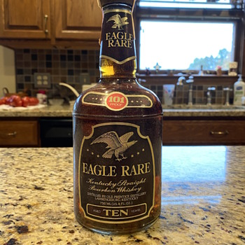 Eagle Rare 10/101, Lawrenceburg Ky, 1979 - Bottles