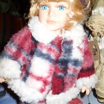porcilain doll - Dolls