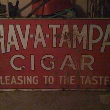 Hav-A-Tampa - Signs