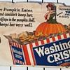 Early 1900's Washington Crisps Cereal Advertisement