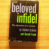 """Signed copy of """"Beloved Infidel: The Education of a Woman"""", Sheilah Graham & Frank Gerold"""