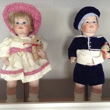 Irene Ann - Dolls