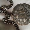 Unusual Lion medallion