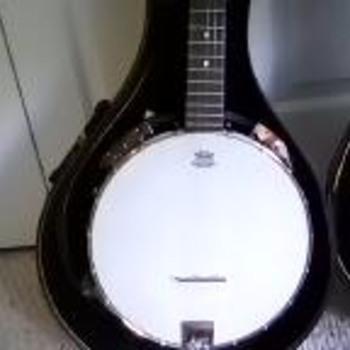 Brand New Kay Banjo  - Guitars