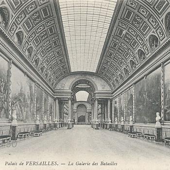 PALAIS DE VERSAILLES – LA GALERIE DES BATAILLES  - Postcards