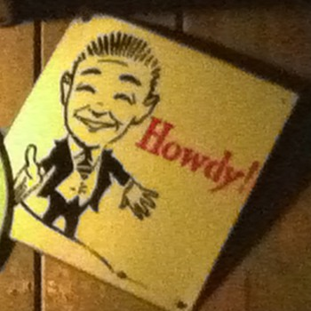 Howdy! - Signs