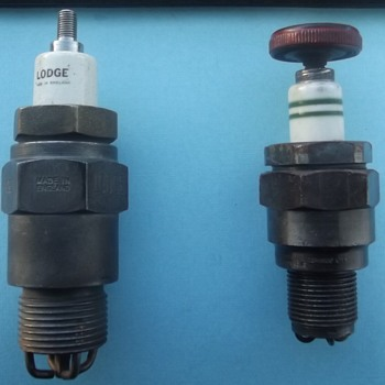 Lodge  GE 6 spark plug - Tools and Hardware