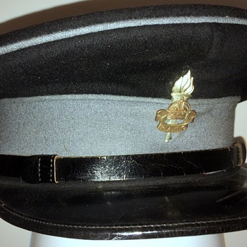 British Royal Army Educational Corps. Officer's cap - Military and Wartime
