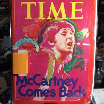 Paul McCartney and wings  - Paper