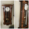 Gustav Becker Grande Sonnerie 3 weight regulator clock