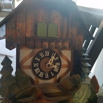 inherited from my German. grzndmother - Clocks