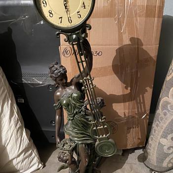 Goddess of Time - Clocks