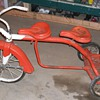 Hamilton Steel 2 Seater Tricycle