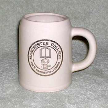 Manchester College - Ceramic Mug - Kitchen