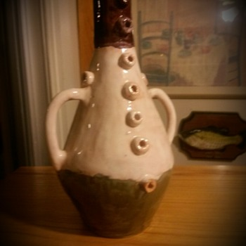 my favorite hand made pottery piece. - Pottery