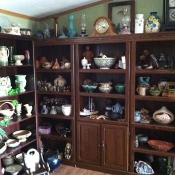 My stuff  - Pottery