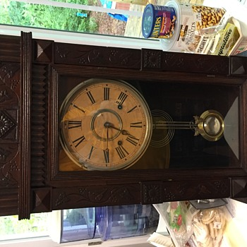 Wm. L Gilbert, General Mantel Clock, can't find it anywhere - Clocks