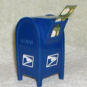 U.S. Mailbox Postage Stamp Dispenser - Office