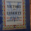 Liberty bond counter display