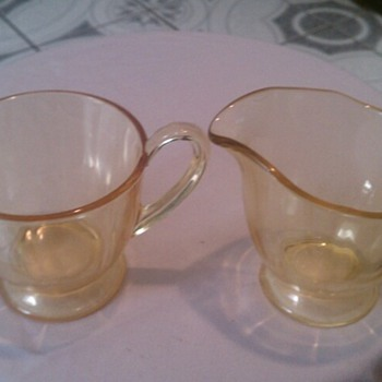 Mixed items  - Glassware