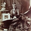 Miss Nellie Randall 1873  Portland Maine married George Ernest Jenkins of Montreal