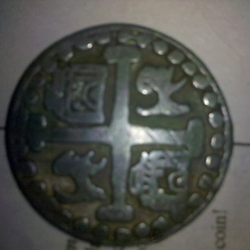 trying to identify this - World Coins