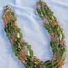 Vintage Givenchy Glass beaded Choker/Necklace Value??