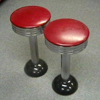 1950's Diner Stools