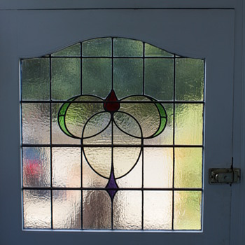 Art Nouveau Stained Glass Windows - Art Nouveau
