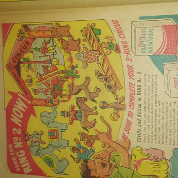 1946 Activity Book - Advertising