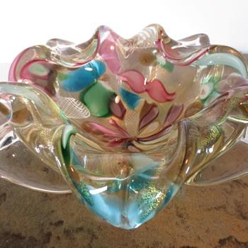 Art Glass Bowl - Art Glass