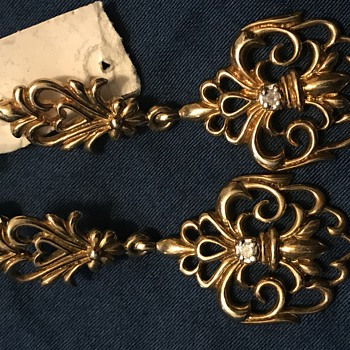 My new finds, real or not? - Costume Jewelry
